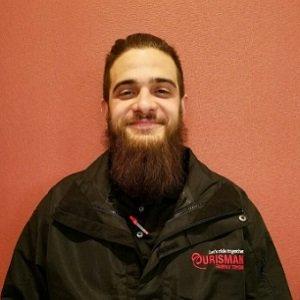 Dane Beunier - Assistant Service Manager