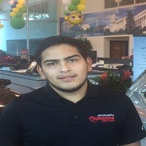 Pier Villanueva - Sales Consultant