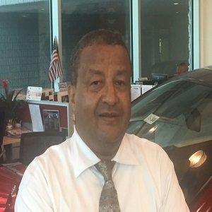 Tadele Degefu - Sales Consultant