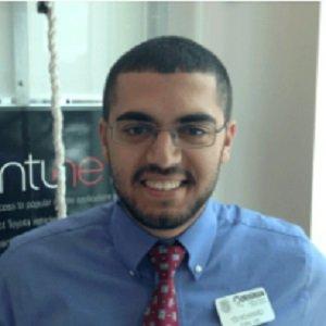 Ten Mohammed - Business Manager