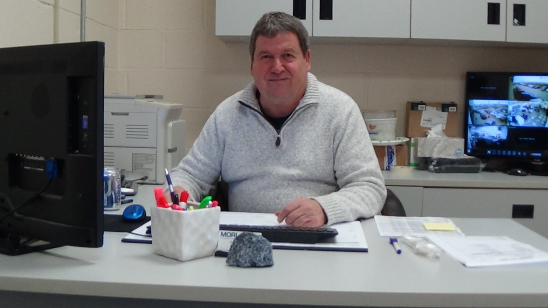 Don Hill - Sales Manager