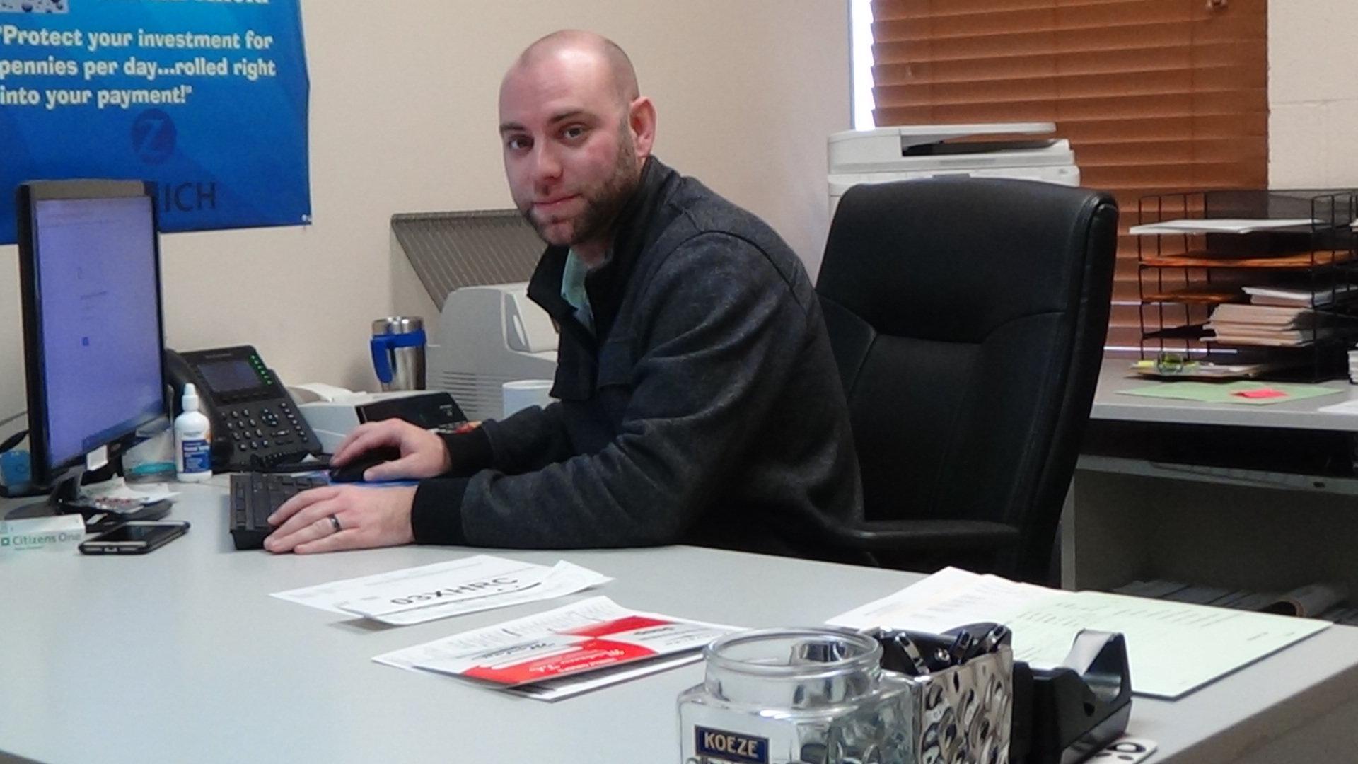 Matt Isaacs - Finance Manager