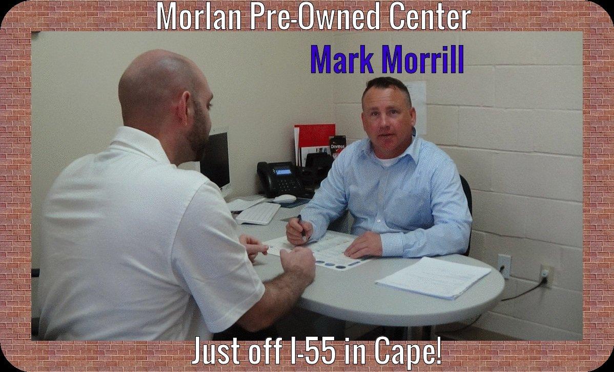 Mark Morill - Sales Associate
