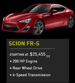 SCION FR-S