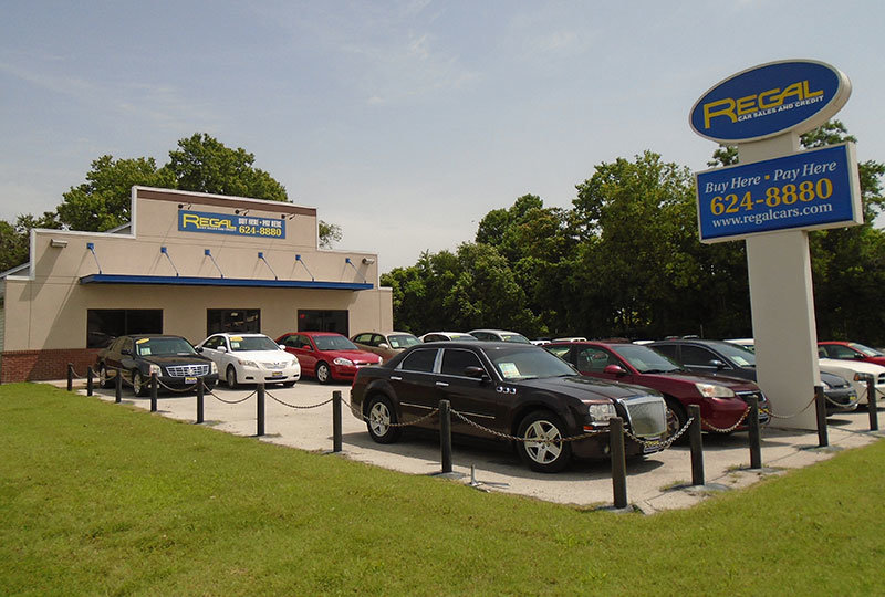 Regal Car Sales - Joplin