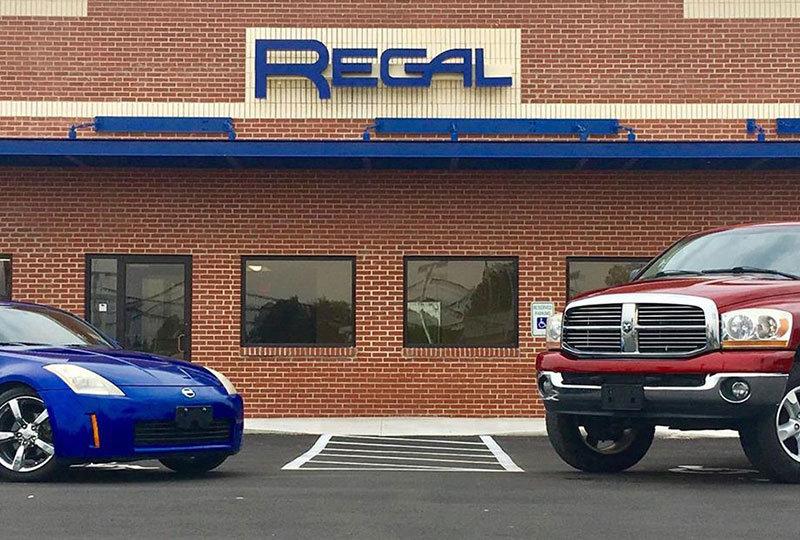 Regal Car Sales - Wichita