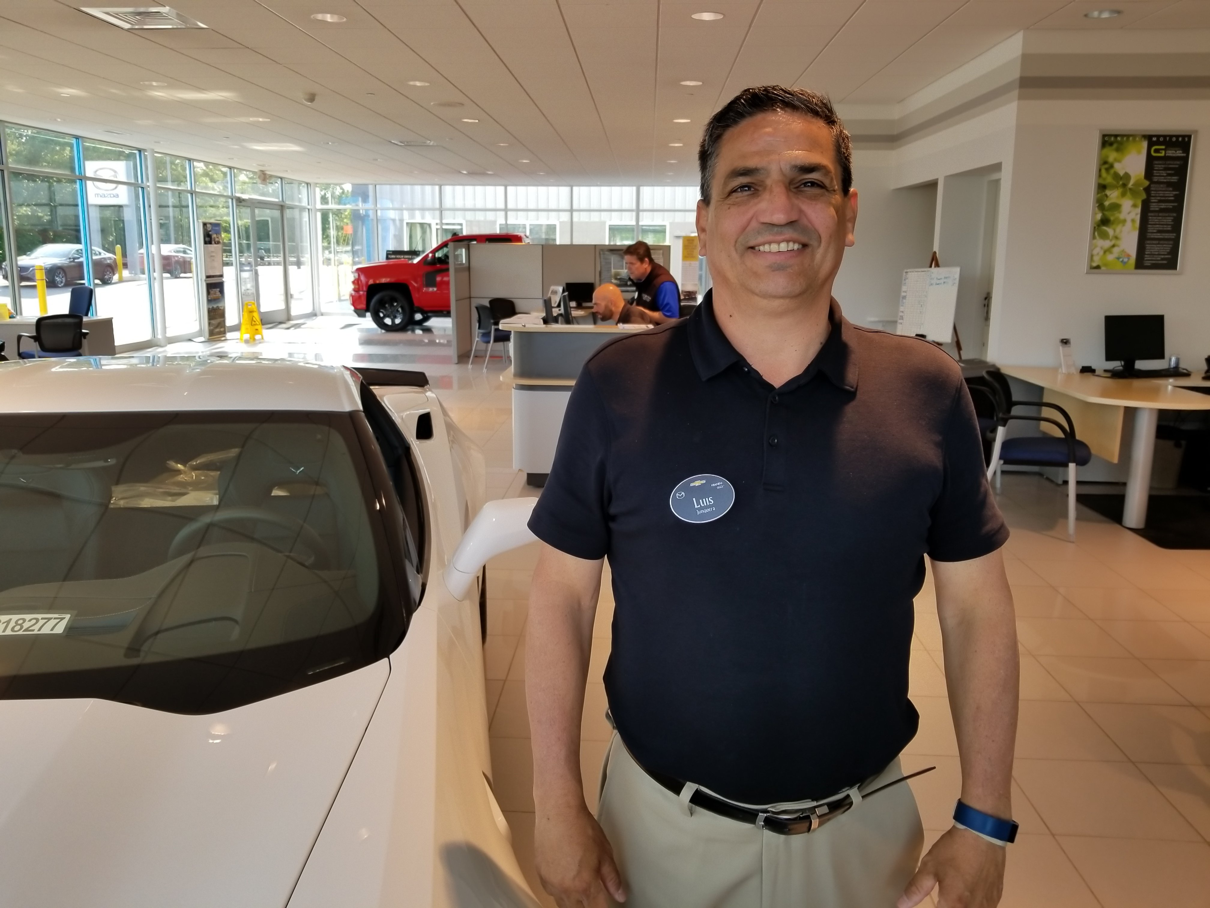 Luis Junquera - Pre Owned Vehicle Manager