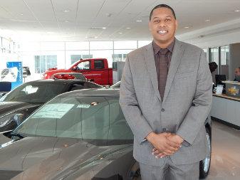 Adam Marshall - Sales Consultant