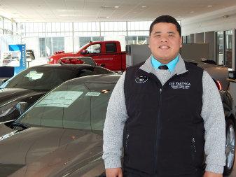 Alex Rivera - Sales Consultant