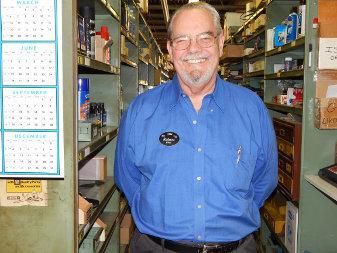 Bob Bradeen - Parts Advisor