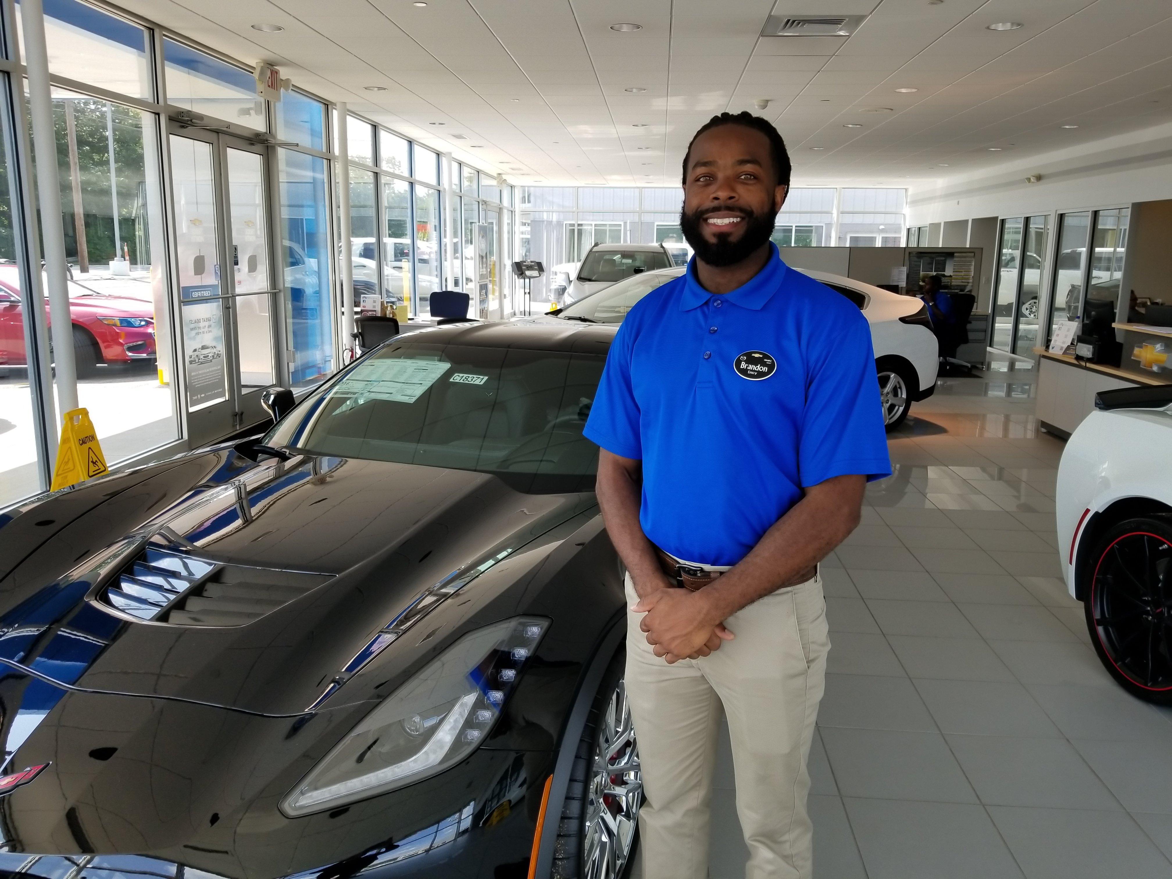 Brandon Emery - Sales Consultant