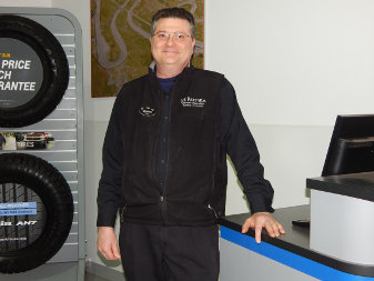 Charlie Labella - Service Manager