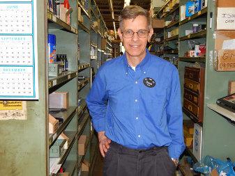 Dave Rovelli - Parts Advisor