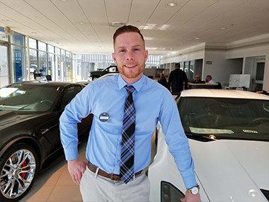 Eddy Cartegena - Sales Manager
