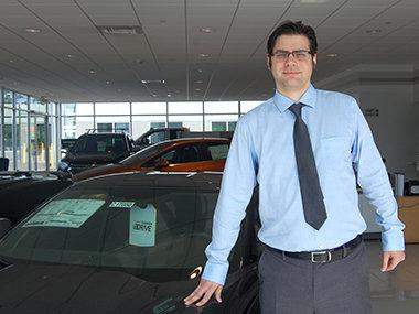 Jeremy Arotsky - Internet Sales Consultant
