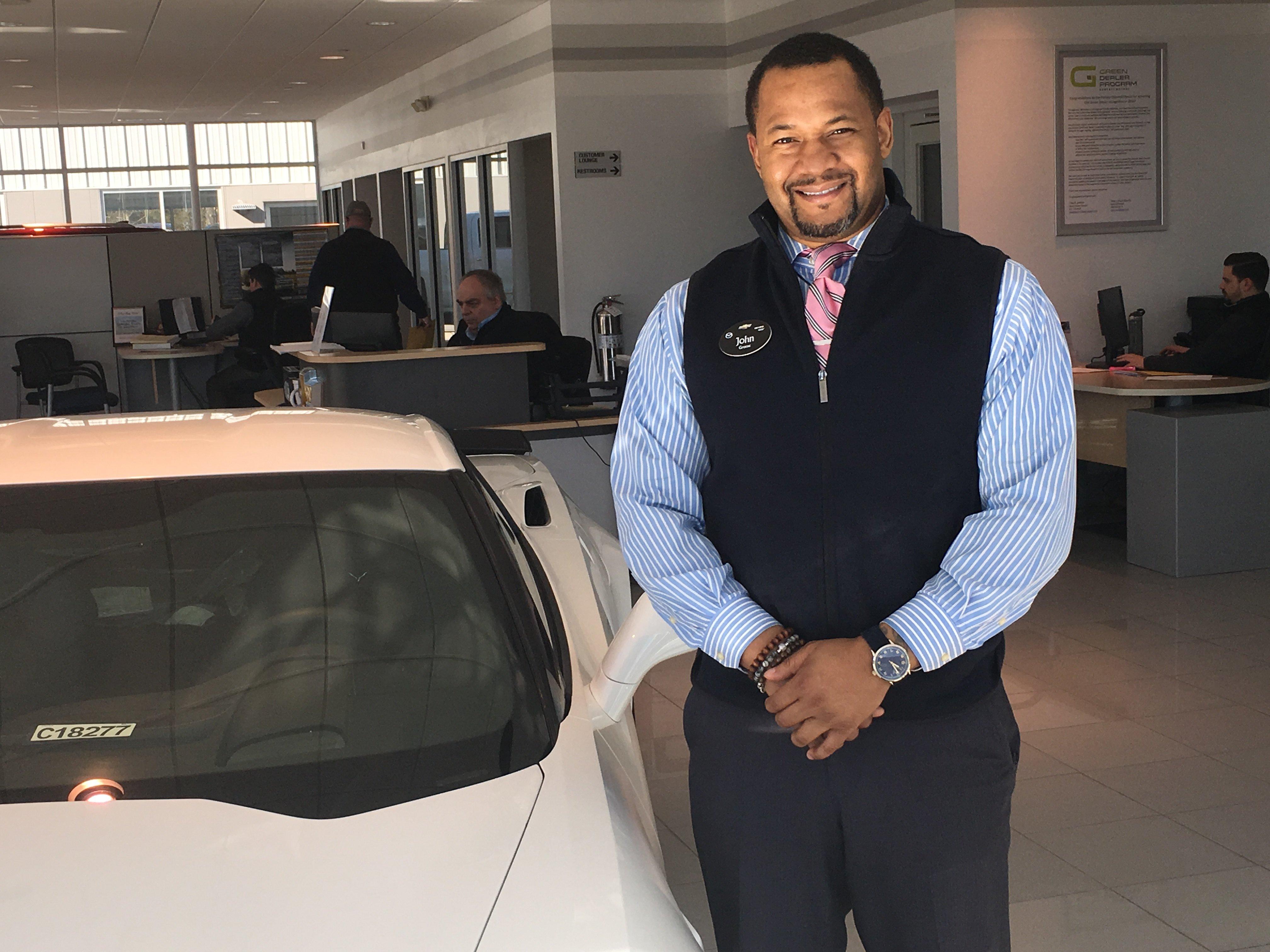 John Greene - Sales Manager