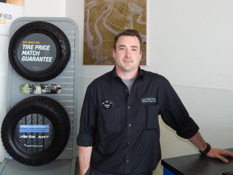 Mark Valerio - Assistant Service Manager