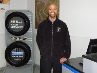 Ty Hubbard - Service Advisor
