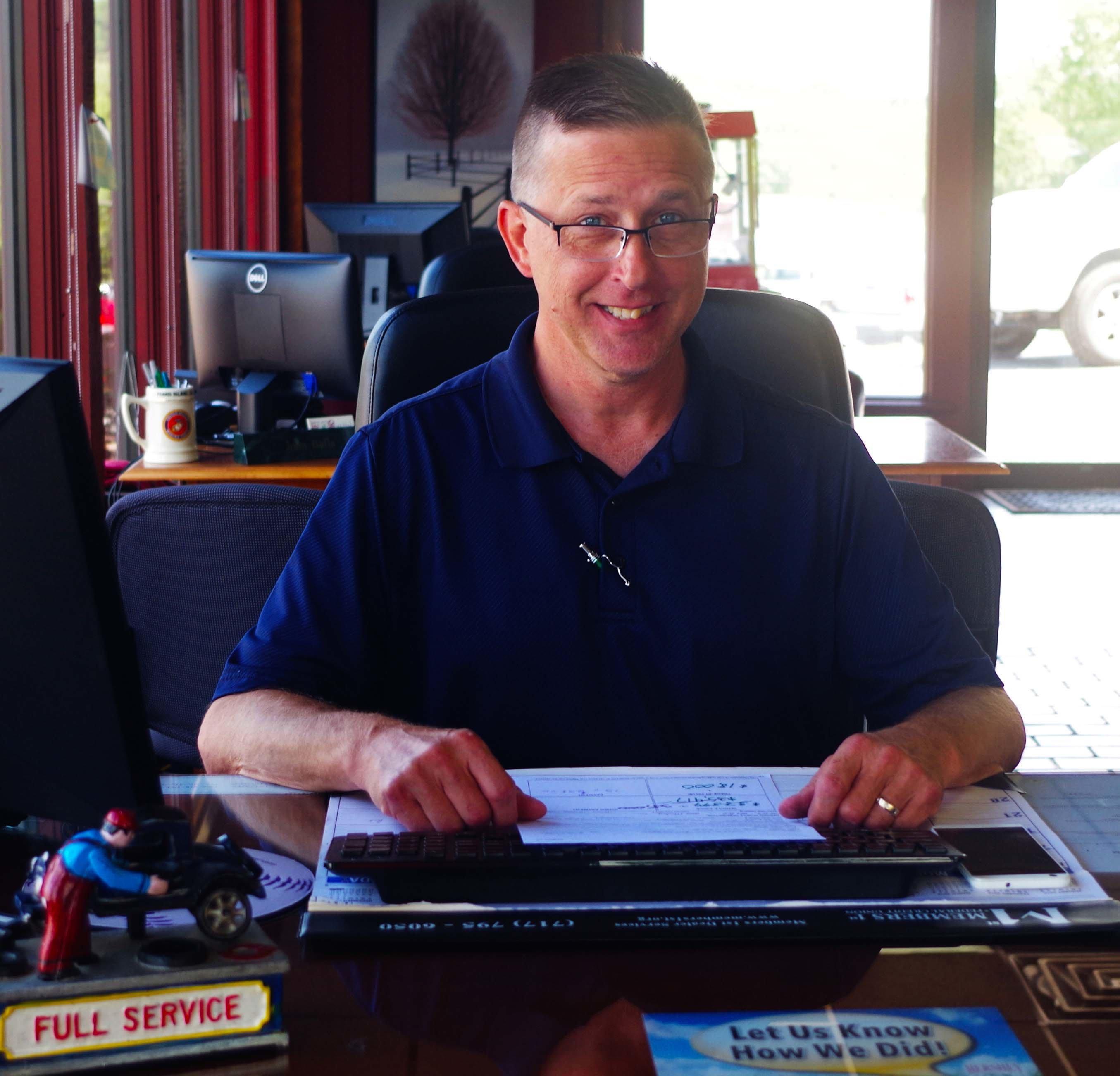 Ron Shertzer - Sales Consultant/ Parkesburg