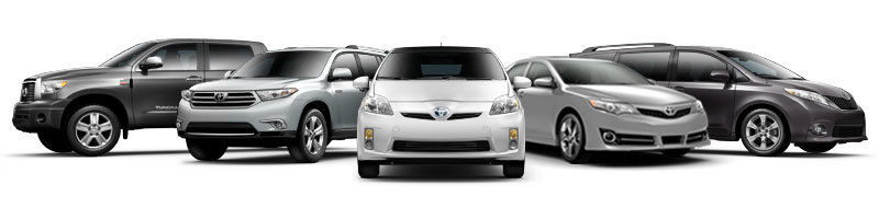 ToyotaCare Cars Banner