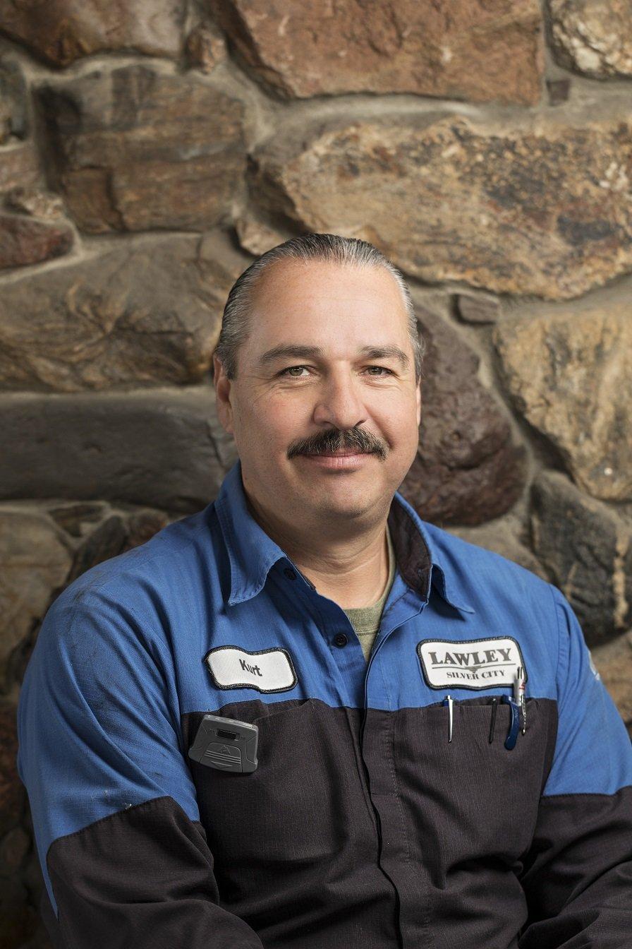 Kurt Simmons - DJRC Mechanic