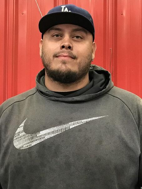 Anthony Dominguez - Service