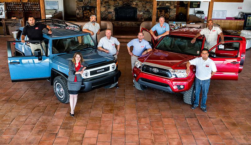 Lawley Toyota Staff