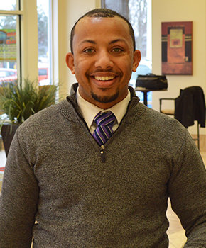 Antonio Walker - Sales Consultant