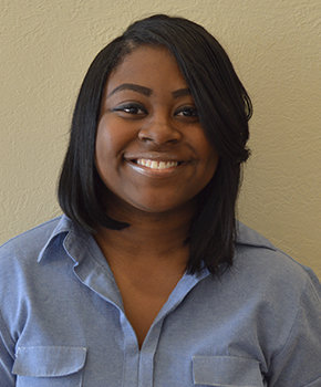 Quia Shanklin - Receptionist