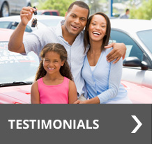 Brian Harris Used Cars Customer Testimonials