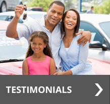 Brian Harris Used Cars Customer Testimonials