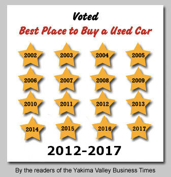 Brian Harris Used Cars Voted Best Place to Buy a Used Car 2002-2014