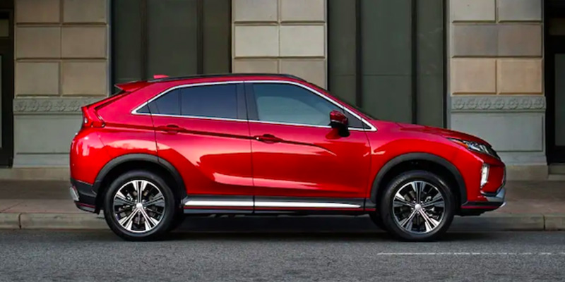 Used Mitsubishi Eclipse Cross For Sale in Wilmington, NC