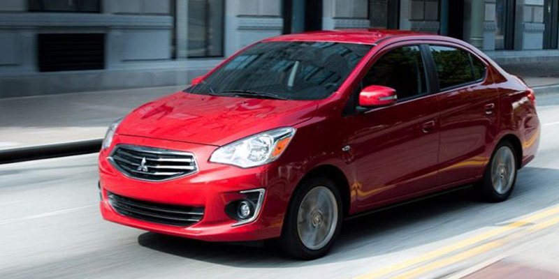 Used Mitsubishi Mirage G4 For Sale in Wilmington, NC