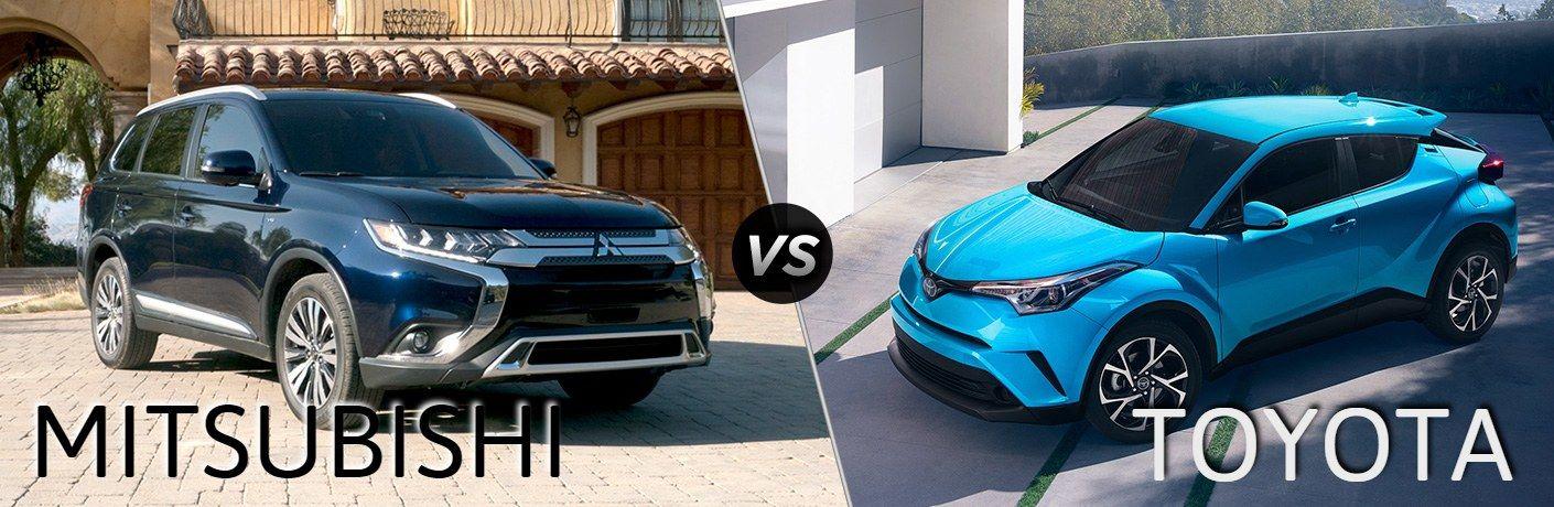 Mitsubishi VS Toyota
