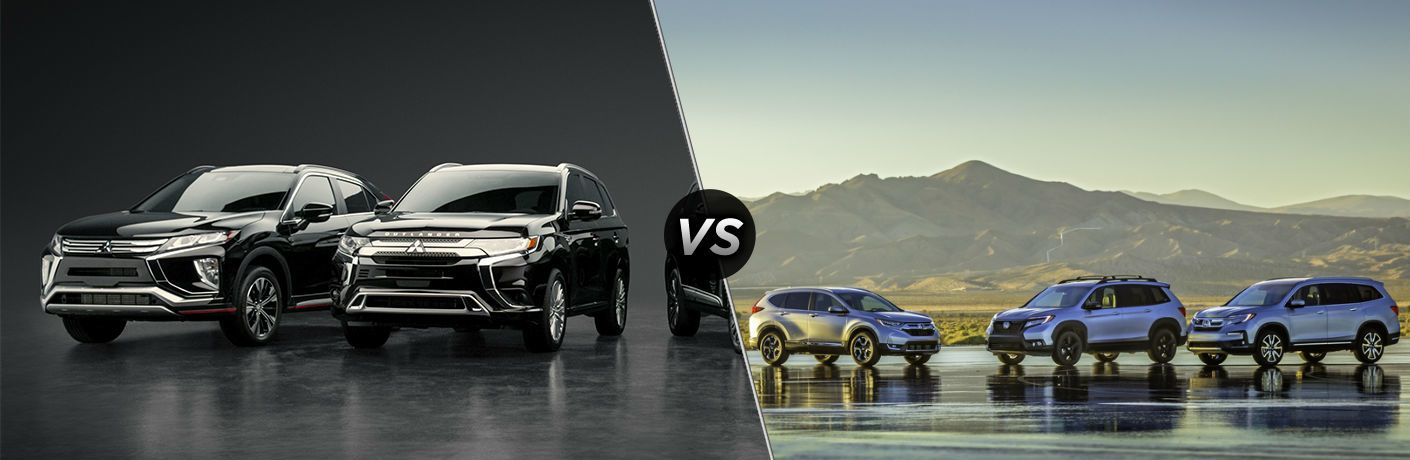 Mitsubishi VS Honda