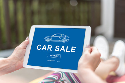 How to Online Shop for a Vehicle