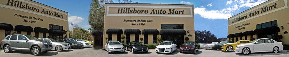 Hillsboro Auto Mart Dealership