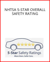2018 TOYOTA CAMRY And 2018 TOYOTA CAMRY HYBRID   NHTSA 5 STAR OVERALL SAFETY  RATING
