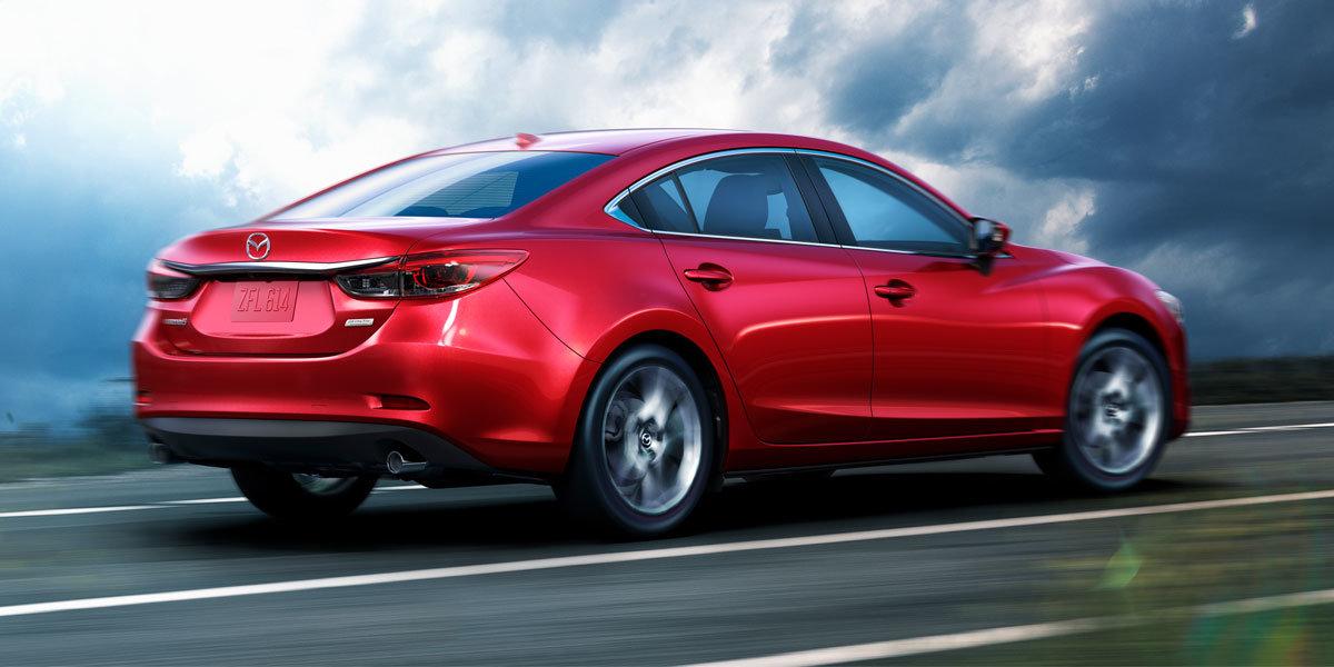 Mazda6 vs Chevrolet Malibu