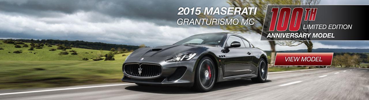 Maserati GranTurismo MC Edition