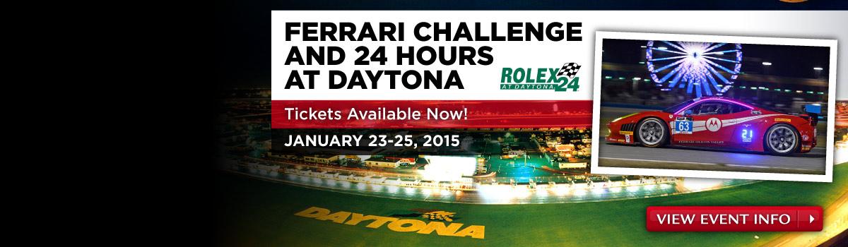 Ferrari Daytona Event