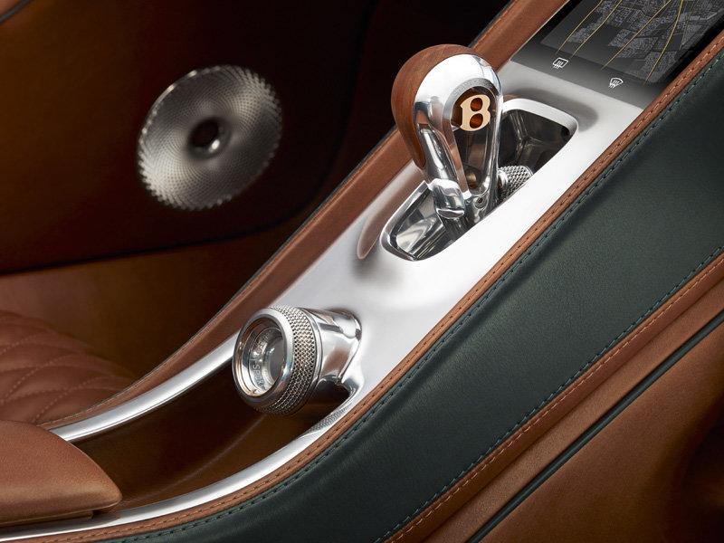2015 Bentley EX10 Speed 6 concept