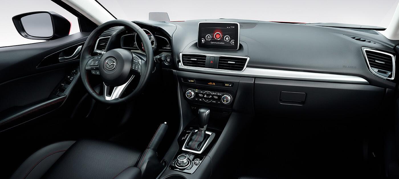 2016 Mazda3 5 Doors