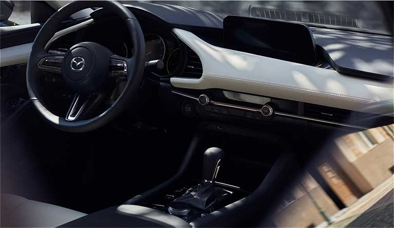 2019 Mazda3 Interior