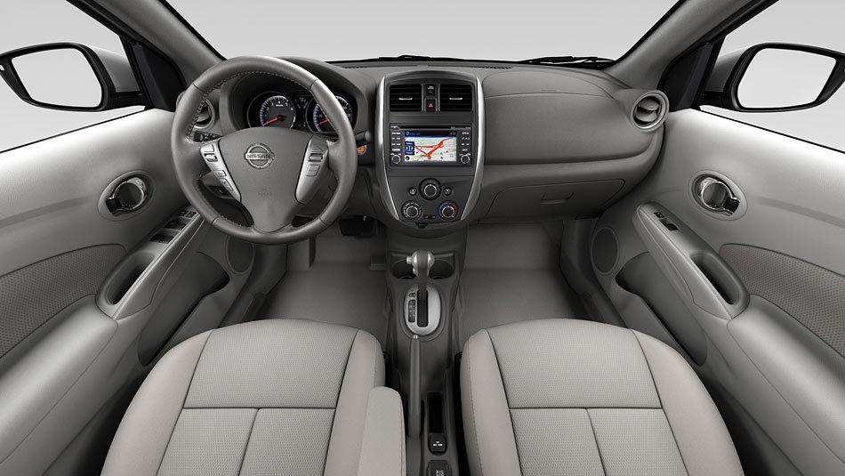 Image Gallery 2016 Versa Sedan