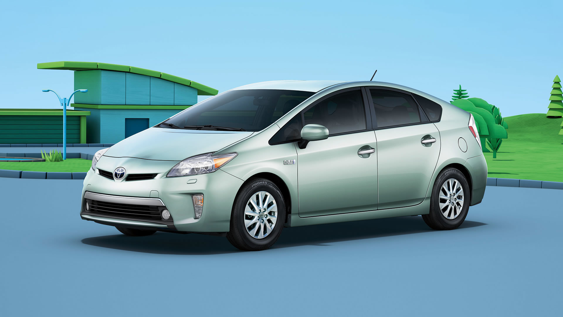 new and used toyota prius prime prices photos reviews. Black Bedroom Furniture Sets. Home Design Ideas