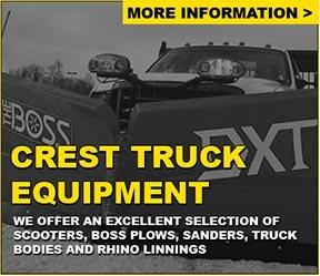 Crest Truck Equipment