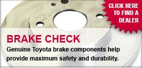 Brake Check Image