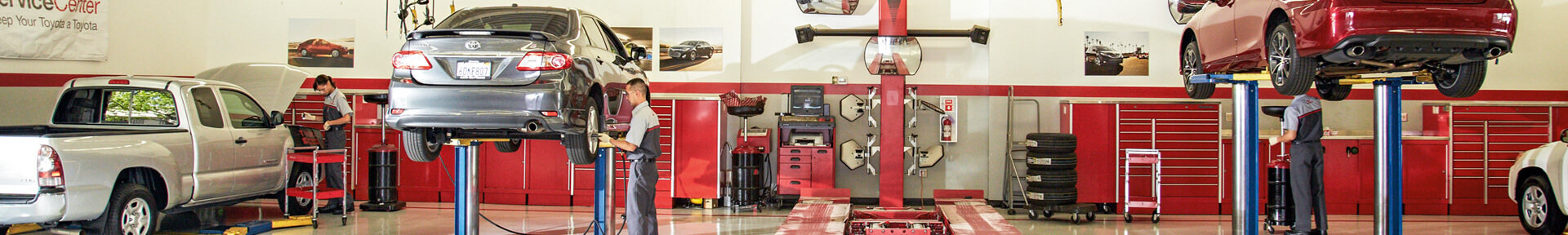 Service Center Image